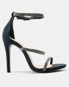 Footwork Finely Heels Blue