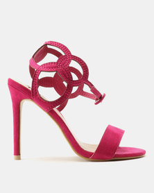 Footwork Sasha Heels Pink