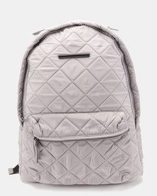 Call It Spring Quadith Backpack Light Grey