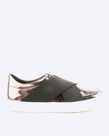 Call It Spring Abeliwia Sneakers Pewter