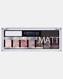 Catrice The Modern Matt Eyeshadow Palette 010