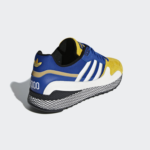 815948e5b7494c ... Dragonball Z Ultra Tech Shoes ...