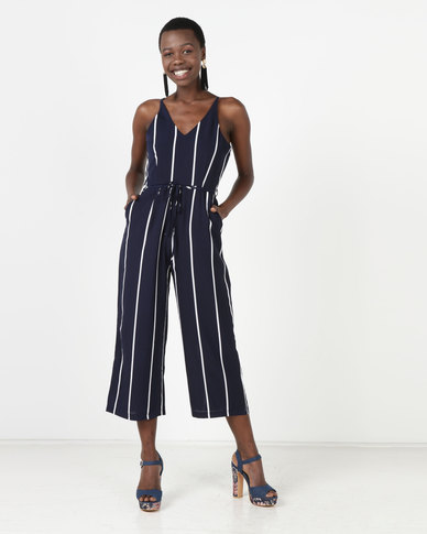 aa63311ffc1 Complete the look. AX Paris Striped Culotte ...