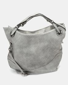 Vikson Hobo Bag Grey
