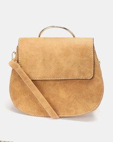 Vikson Crossbody Bag Tan