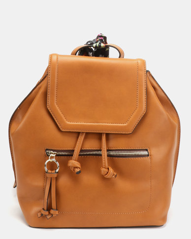 Bata Red Label Cindy BackPack Tan