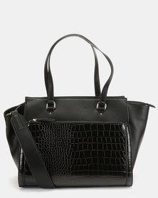 Bata Red Label Andrea Handbag Black