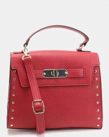 Bata Red Label Melaine Handbag Scooter Red