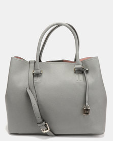 Bata Red Label Shea Handbag Grey