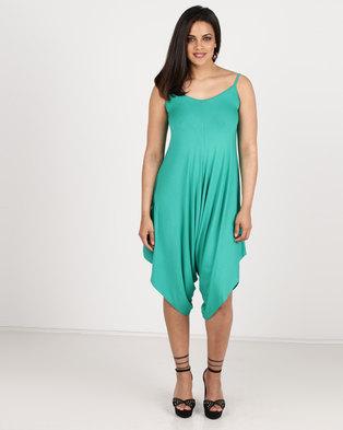 687896d1f913 Utopia Knit Jumpsuit Green