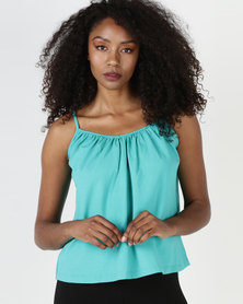 Utopia Floaty Cami Blue