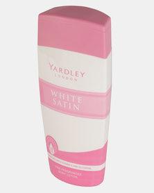 Yardley White Satin Body Lotion 400ml
