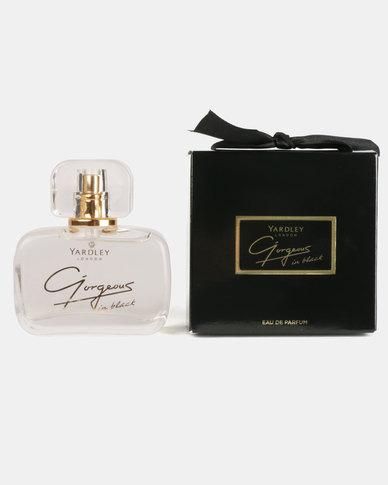 Yardley Gorgeous In Black Eau De Parfum 30ml