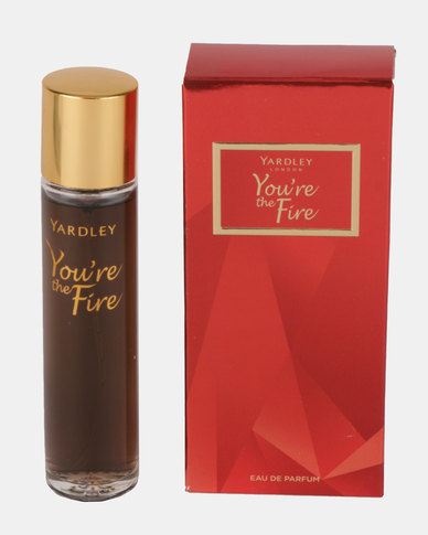 Yardley You're Fire Eau De Toilette 25ml