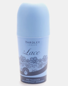 Yardley Lace Roll On 50ml