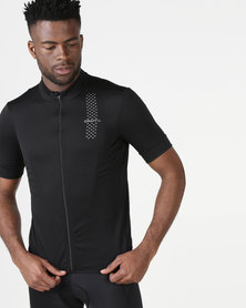 Craft Rise Jersey M Black