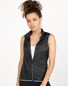 Craft Lithe Vest Black
