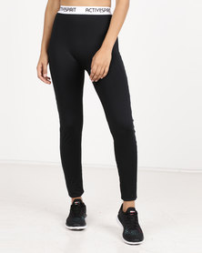 Spirit Activewear Active Leggings Black