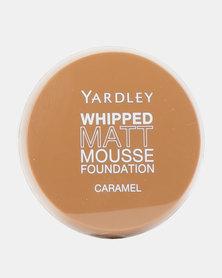 Yardley Whipped Mousse Foundation Mousse Caramel
