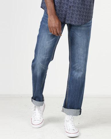 JCrew Rigid Denim Jeans Indigo