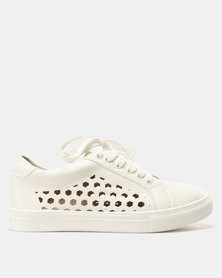 Utopia Lavish Sneakers White