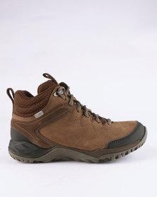 Merrell Siren Traveller Q2 Mid Waterproof Hiking Boots Slate./Black