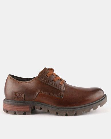 Caterpillar Data Shoes Brown