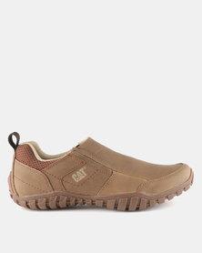 Caterpillar Opine Shoes Dark Beige