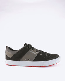 Merrell Rant Discovery Lace Canvas Sneakers Granite