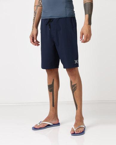 377552dac5 Hurley Phantom One & Only 20inch Boardshorts Blue