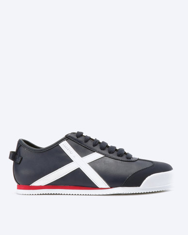 Jordan Nano Lace Up Sneakers Navy