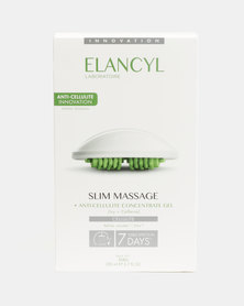ELANCYL Slim Massage Anti-Cellulite Massager & Gel Set Green