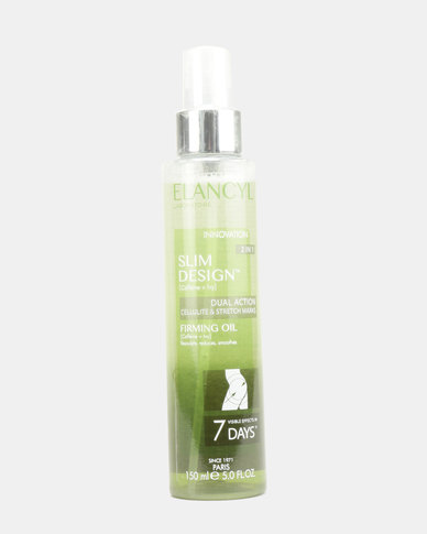 ELANCYL Slim Design 2- in -1 Firming Oil Green