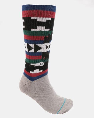 Stance Lyonz Socks Blue