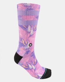 Stance Pau Pink-Purple