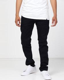 4ee61dfa Crosshatch Twinberry Skinny Jeans Dark Blue