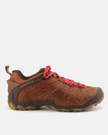Merrell Cham 7 Slam Luna LTR Outdoor Shoes Amber Ale