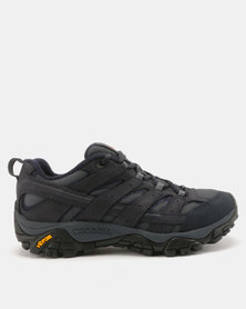 Merrell Moab 2 Smooth Outdoor Shoes Navy