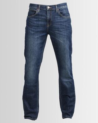 Lee Eddie Jeans Summer Blue