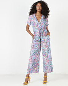 Nucleus Just In Jumpsuit Blue