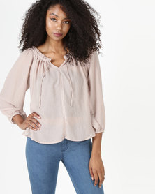 Nucleus Truly Blouse Stone