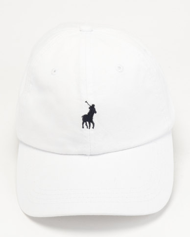 Polo Mens Parker Classic Peak White