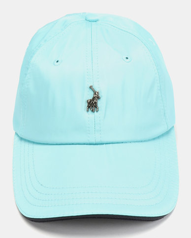 Polo Ackley Contrast Peak Turquoise