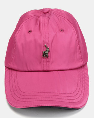 Polo Ackley Contrast Peak Cerise 6595bf2796a4