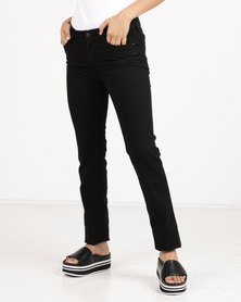 Levi's® 712 Slim Jeans Black Sheep