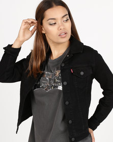 Levi's® Original Trucker Jacket Soft Ultra Black