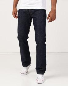 Levi's ® 501® Original Fit Jeans New Chapter Warp Stretch Blue