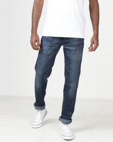 Levi's ® 511™ Slim Fit Jeans Bicicleta Adv Stretch Blue