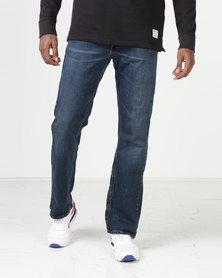 Levi's ® 527™ Slim Bootcut Jeans Quickstep Blue