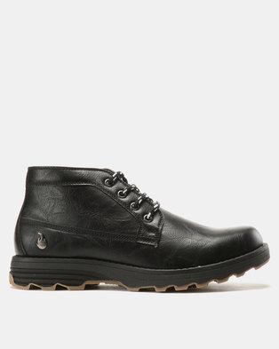 Urbanart Ranga 6 Nub Boots Black